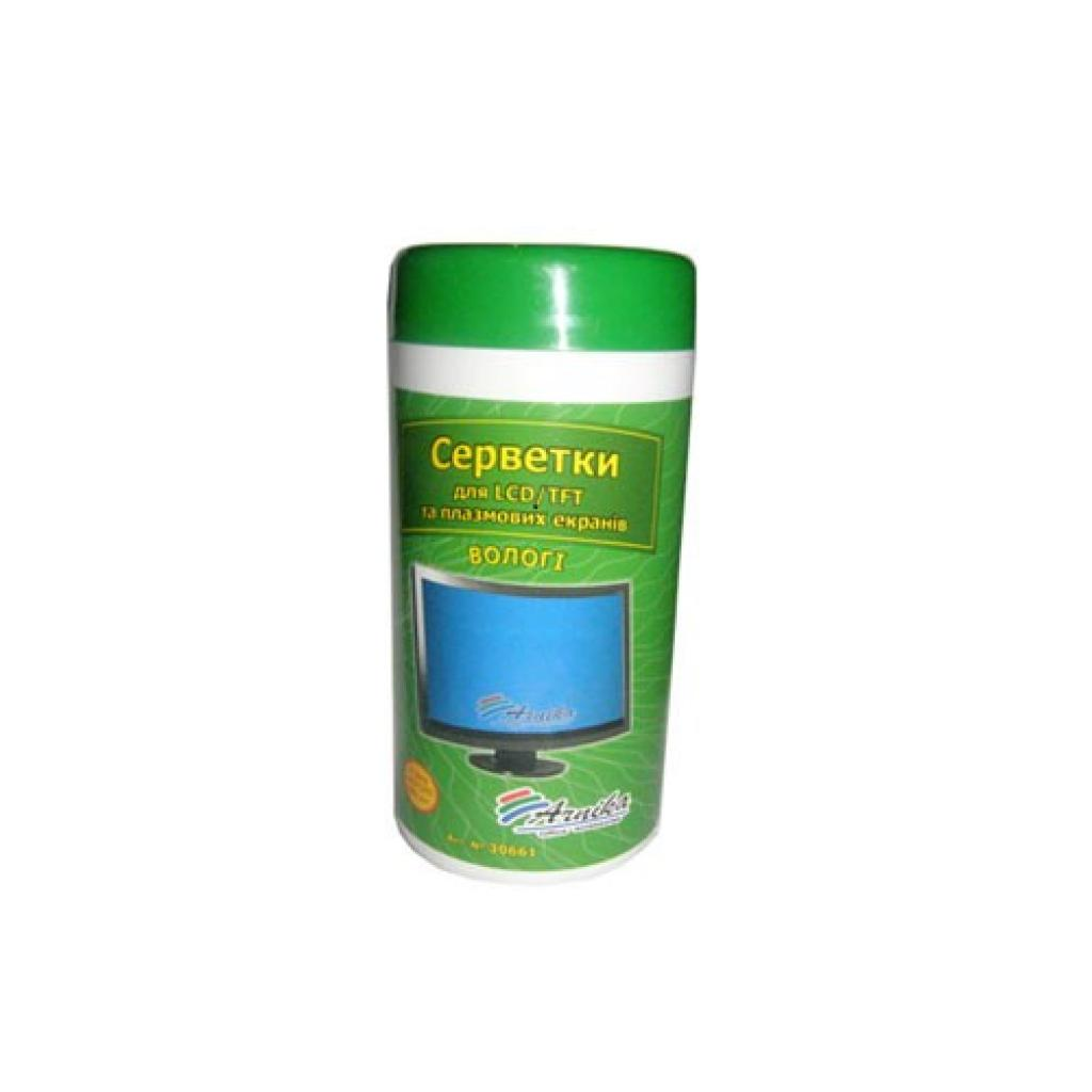 Салфетки for LCD/TFT tub-100pcs Arnika (30661)