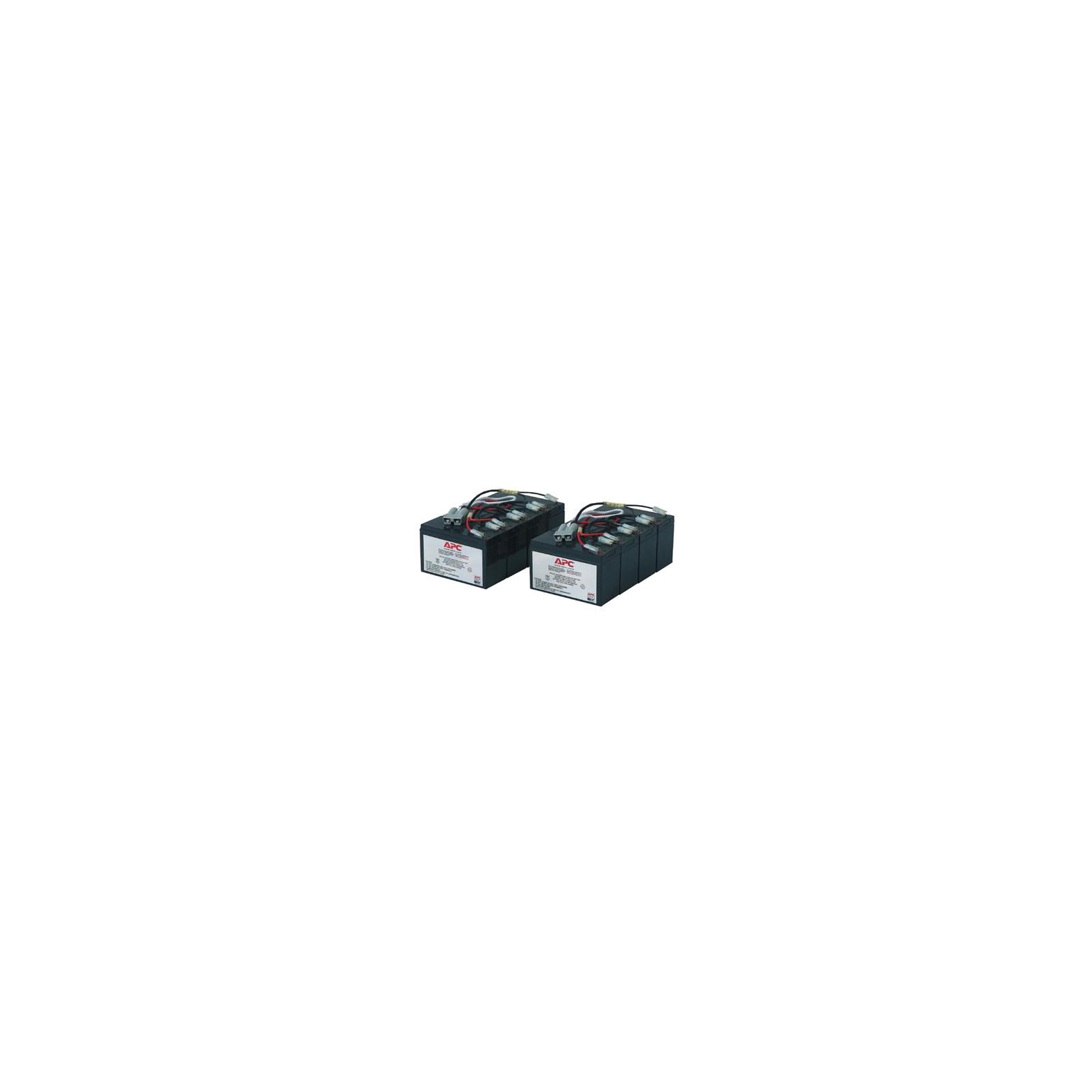 Батарея к ИБП Replacement Battery Cartridge #12 APC (RBC12)