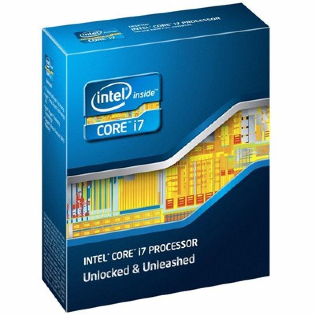 Процессор INTEL Core™ i7 3820 (BX80619I73820)