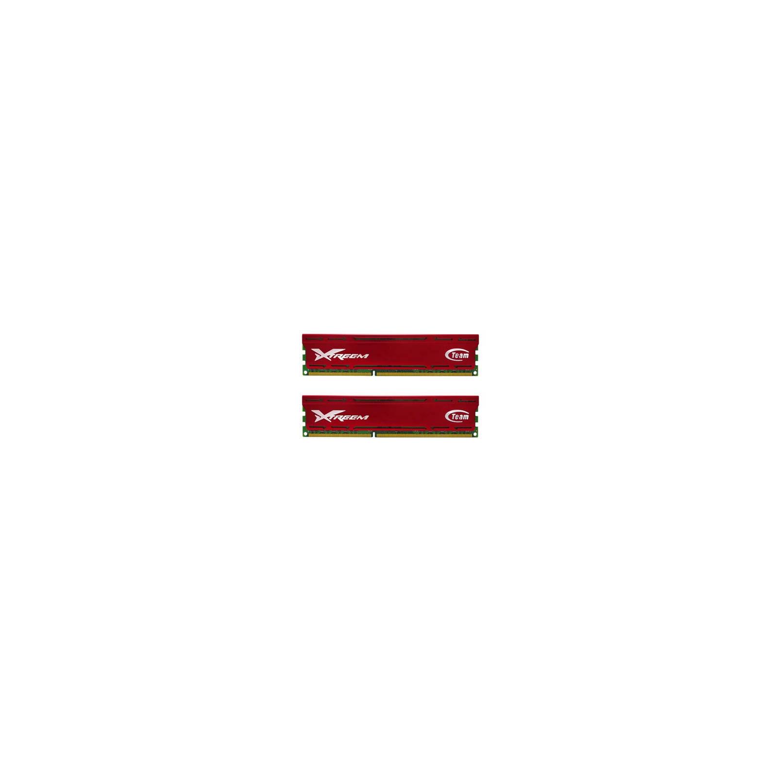 Модуль памяти для компьютера DDR3 32GB (4x8GB) 1866 MHz Team (TLD332G1866HC10SQC01)