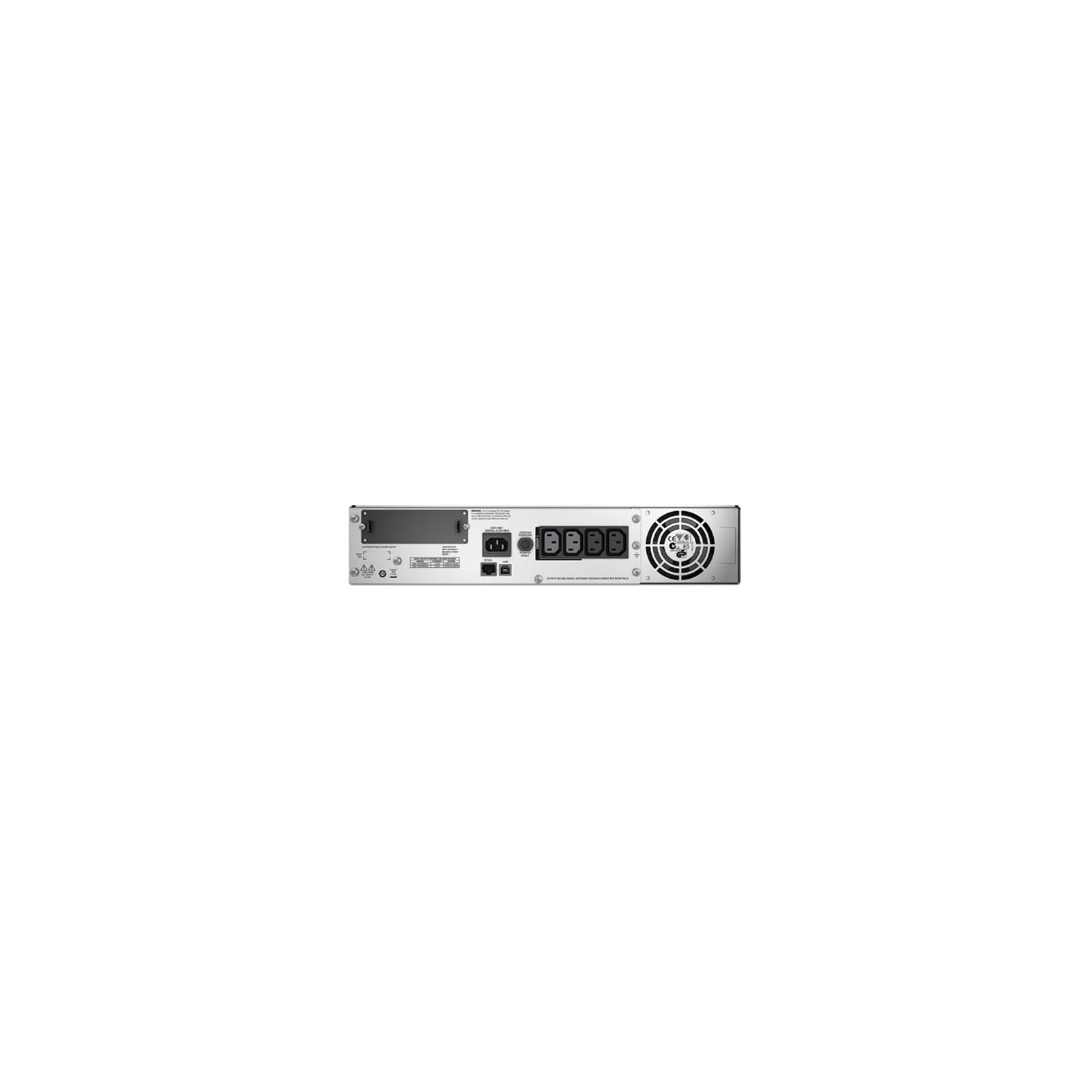 Источник бесперебойного питания APC Smart-UPS RM 1000VA 2U LCD (SMT1000RMI2U) изображение 2