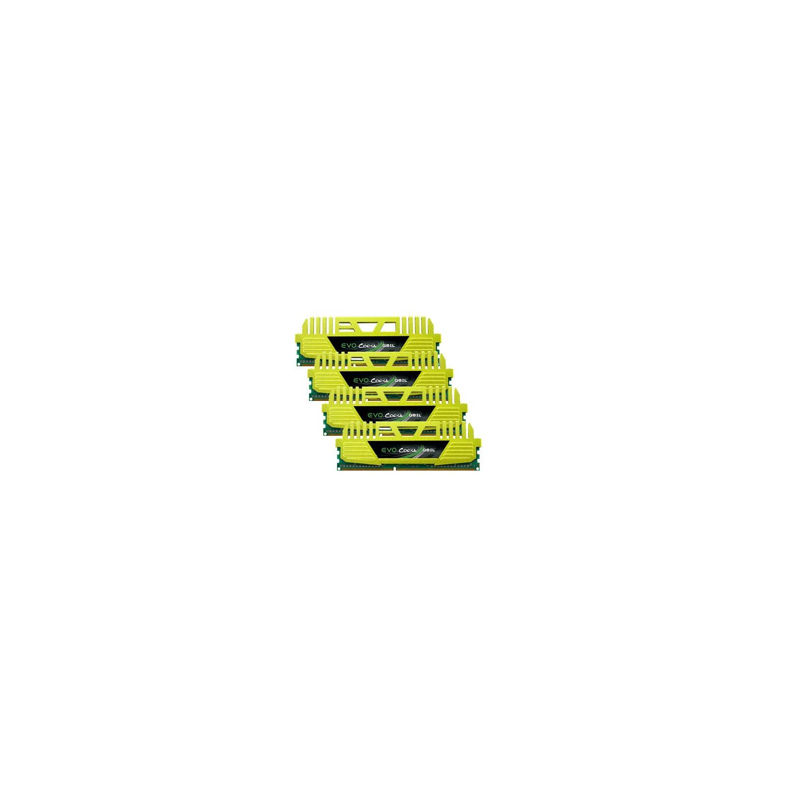 Модуль памяти для компьютера DDR3 32GB (4x8GB) 2400 MHz GEIL (GOC332GB2400C11AQC)