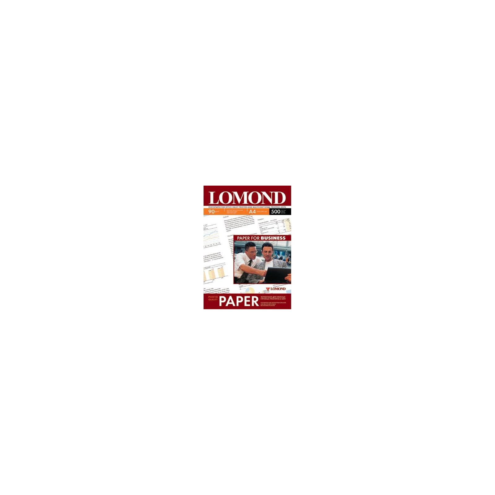 Бумага Lomond A4 Photo Paper Matt 90 (102131)