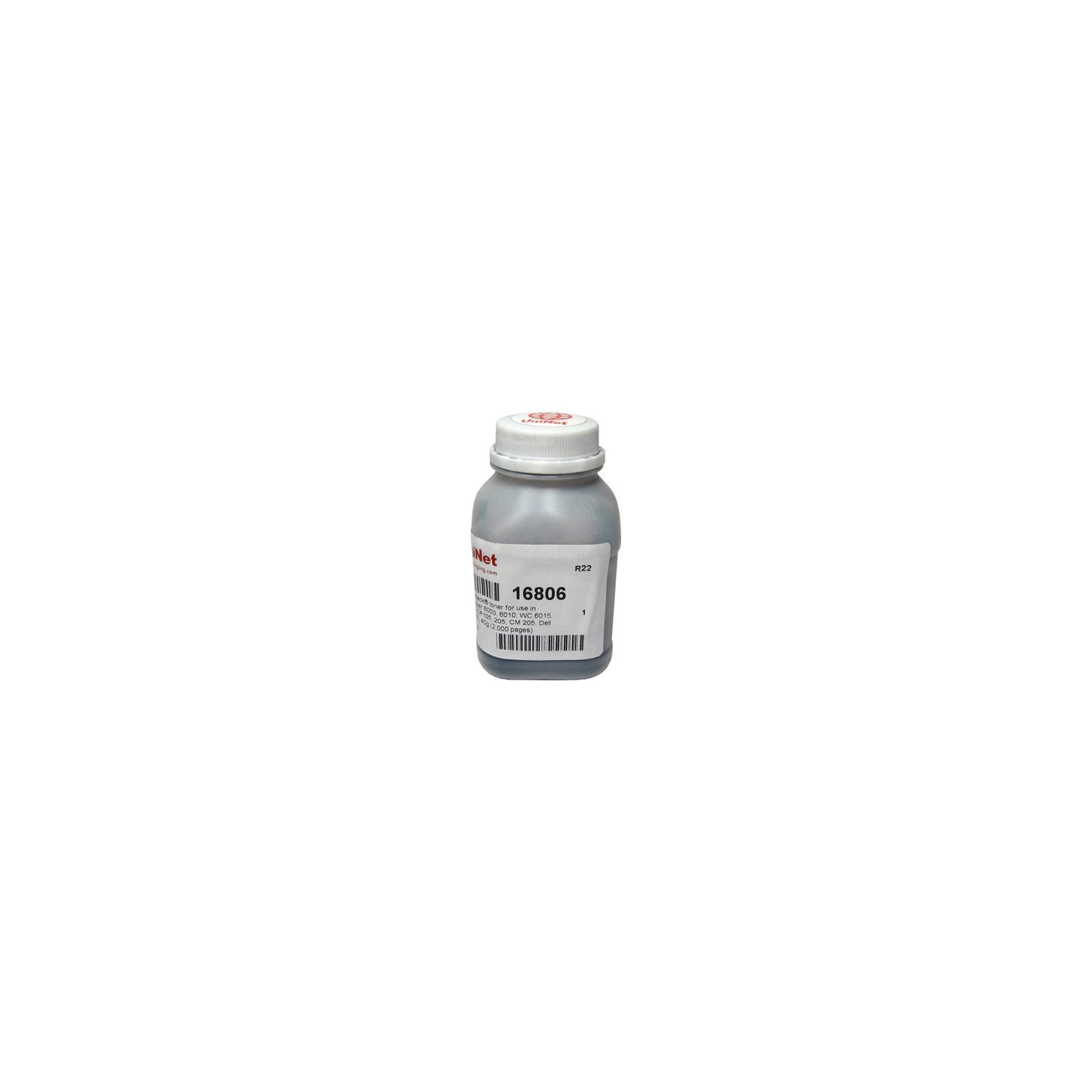 Тонер Uninet Xerox Ph6000/6010/WC6015/DocuPrint CP105/205/CM205 Black (16806)
