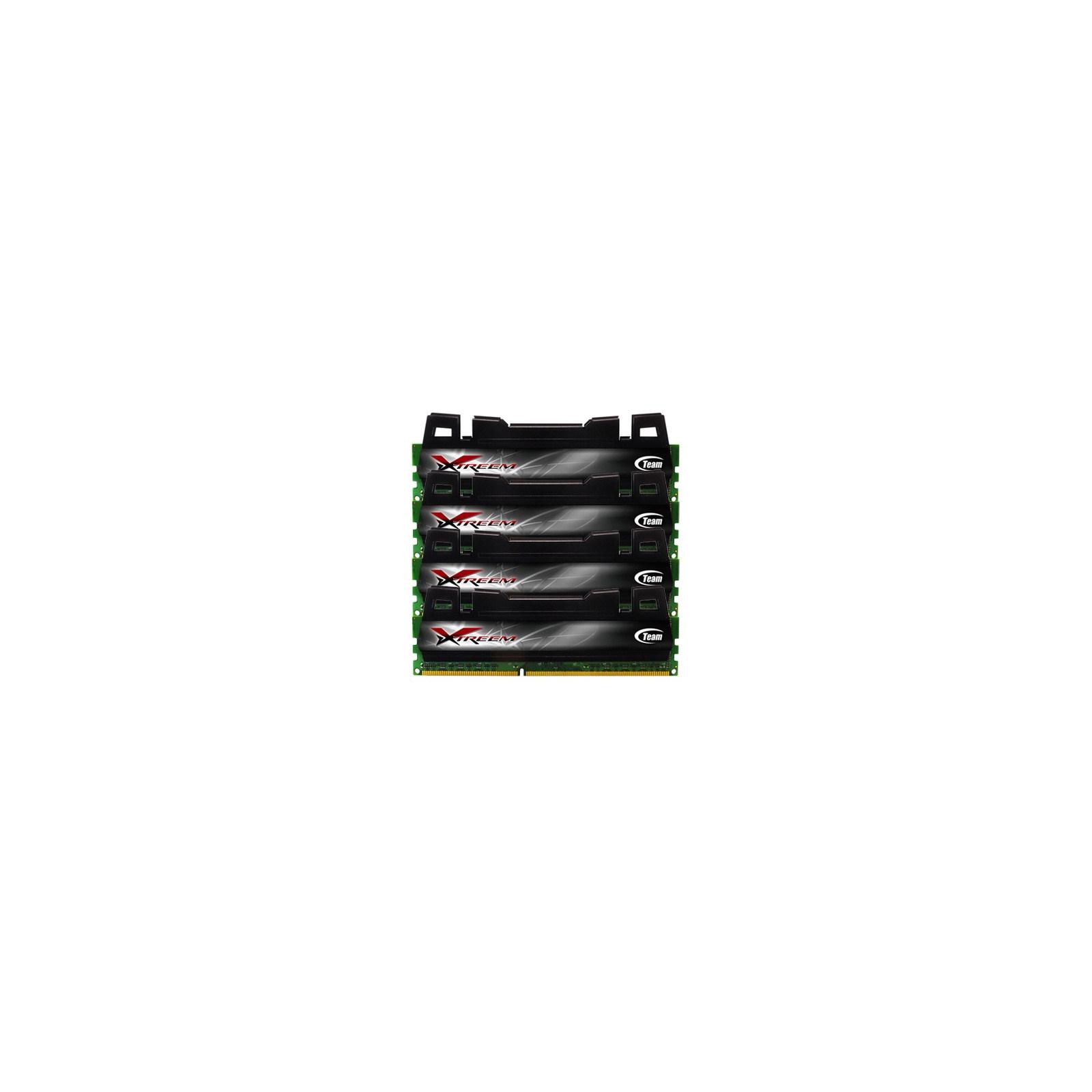 Модуль памяти для компьютера DDR3 32GB (4x8GB) 1600 MHz Team (TDD332G1600HC9QC01)