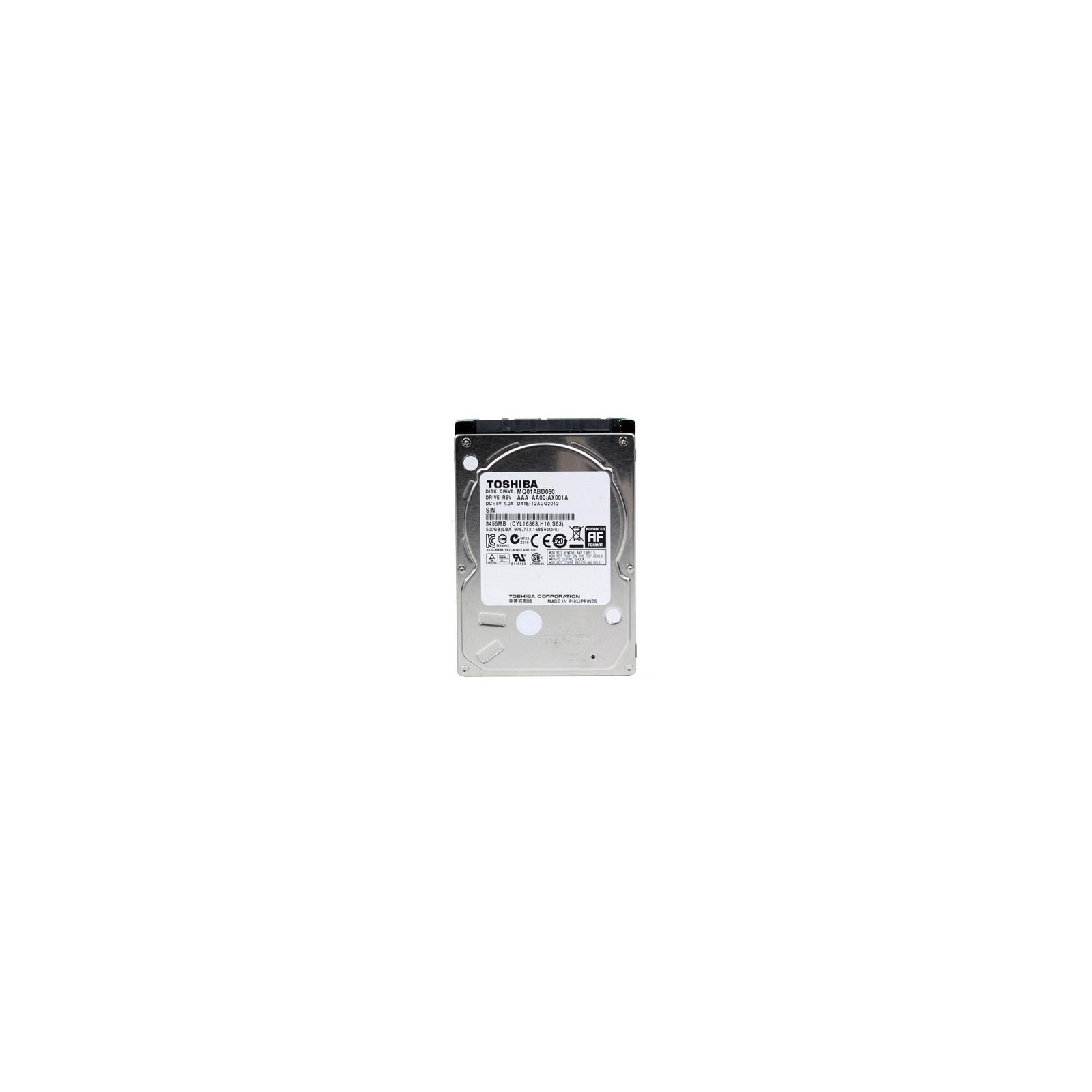 "Жесткий диск для ноутбука 2.5"" 500GB TOSHIBA (MQ01ABD050)"