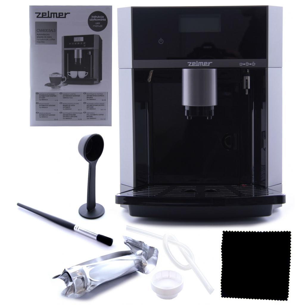 Кофеварка Zelmer CM4003ALS изображение 4