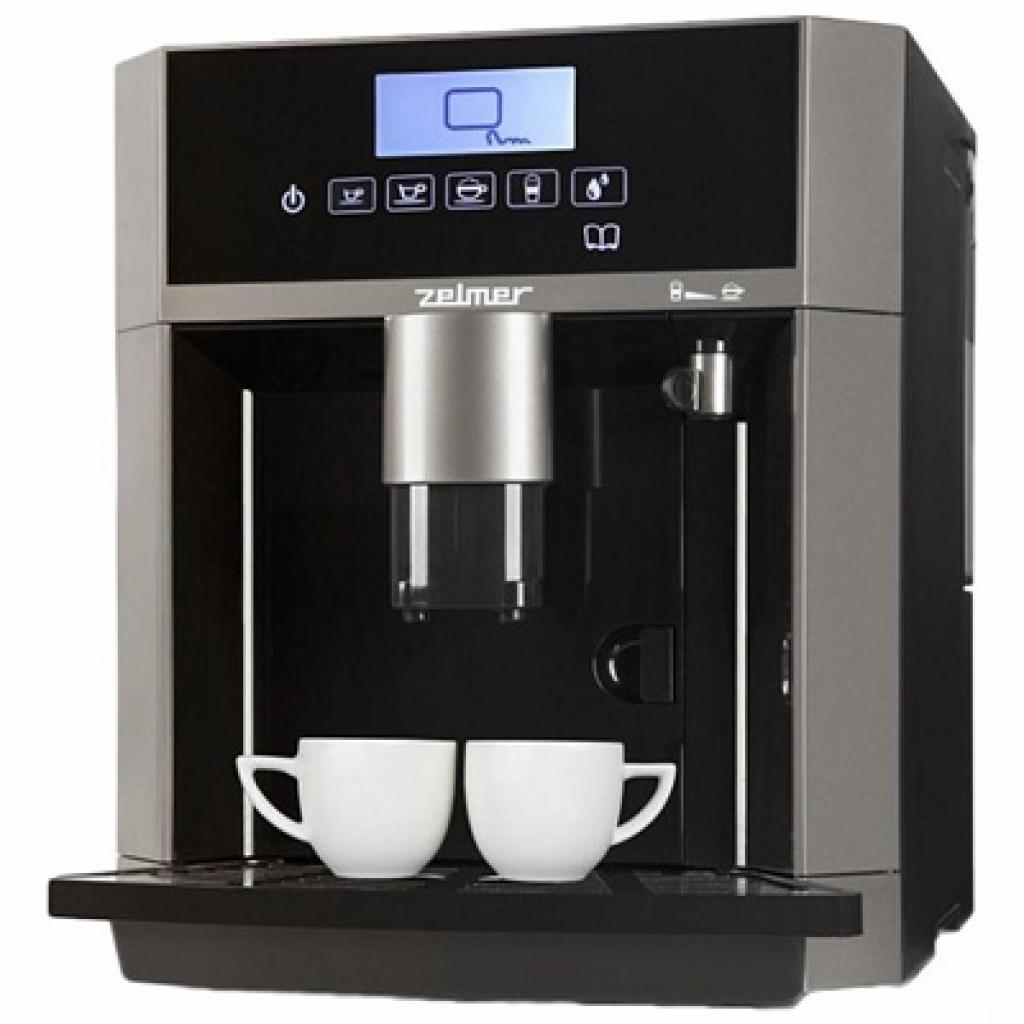 Кофеварка Zelmer CM4003ALS