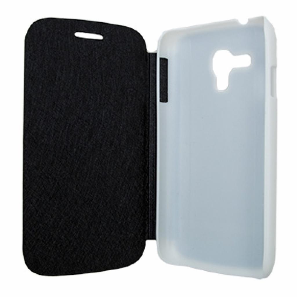 Чехол для моб. телефона Drobak для Samsung I8262 Galaxy Core /Simple Style/Black (215292) изображение 2