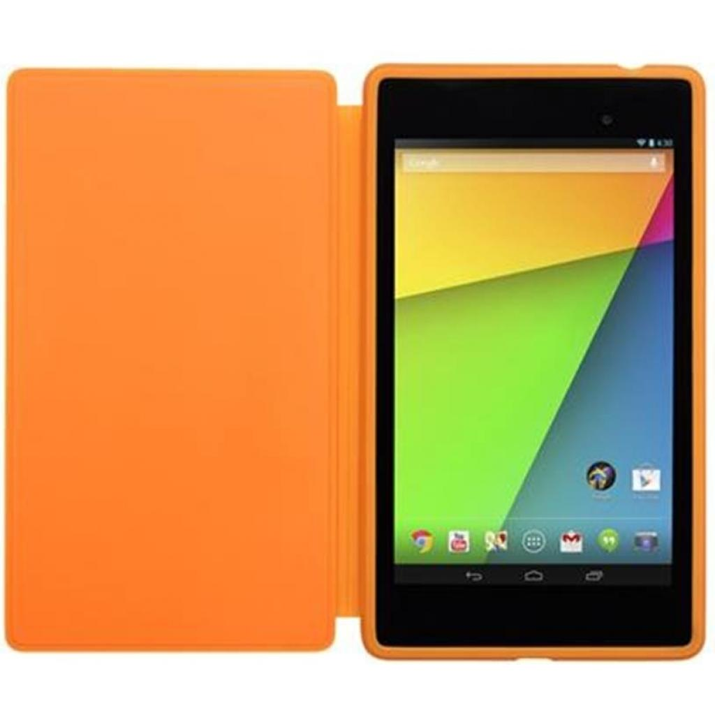 Чехол для планшета ASUS Nexus 7 2013 TRAVEL COVER V2 ORANGE (90-XB3TOKSL001Q0-) изображение 3