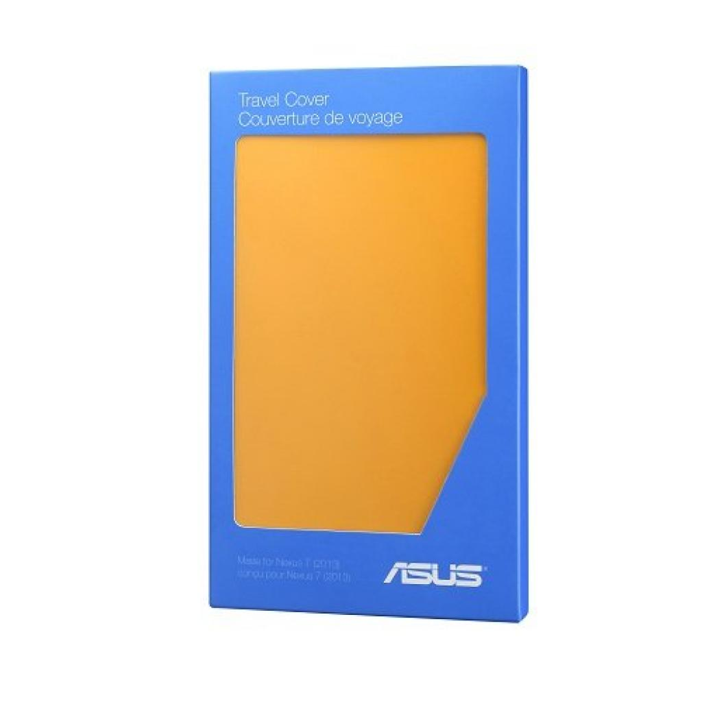 Чехол для планшета ASUS Nexus 7 2013 TRAVEL COVER V2 ORANGE (90-XB3TOKSL001Q0-) изображение 7