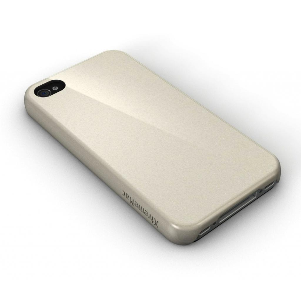 Чехол для моб. телефона XtremeMac для Apple iPhone 4 Microshield Pearl White (IPP MS5-03) изображение 2