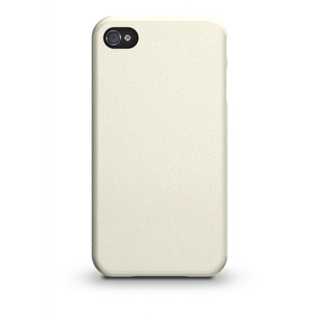 Чехол для моб. телефона XtremeMac для Apple iPhone 4 Microshield Pearl White (IPP MS5-03)
