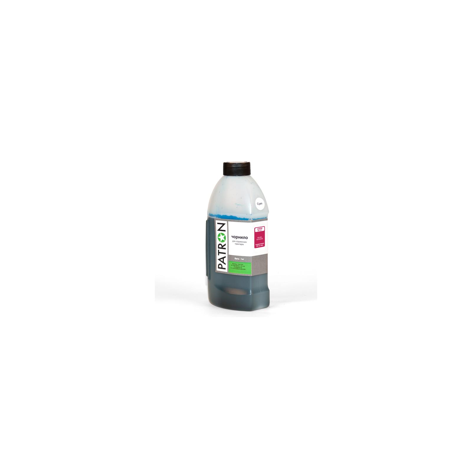 Чернила PATRON CANON CLI-521 CYAN 1 кг (PN-C521-065) (I-PN-CCLI521-1-C)