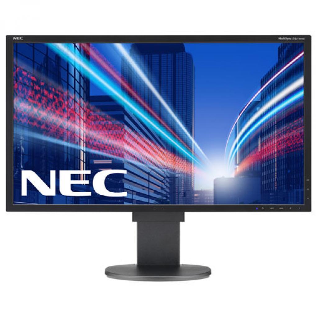 Монитор NEC EA273WMi black изображение 2