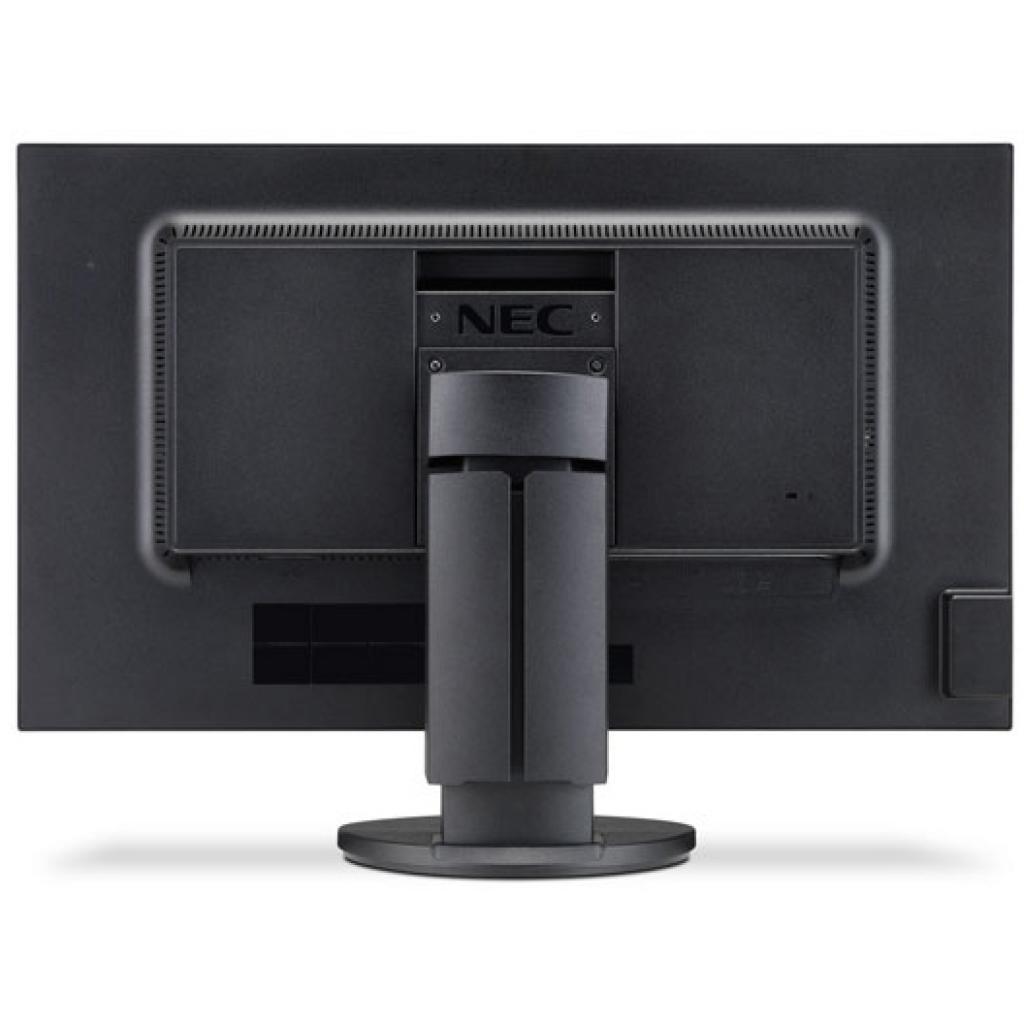Монитор NEC EA273WMi black изображение 4