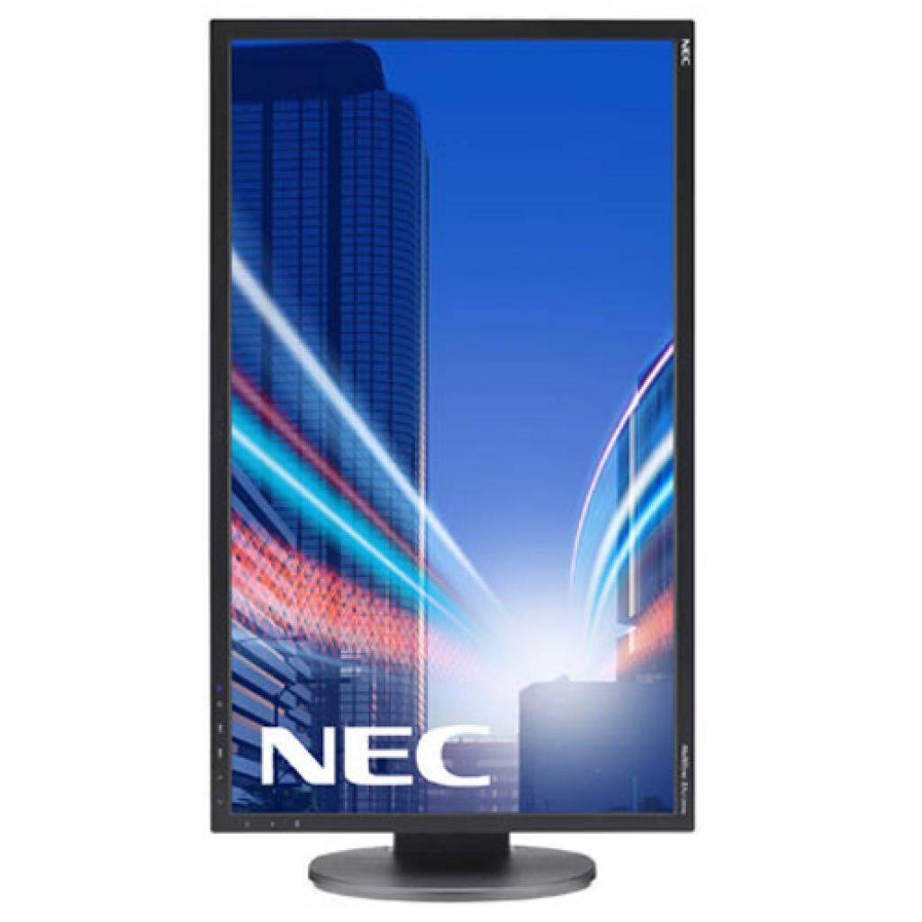 Монитор NEC EA273WMi black изображение 5