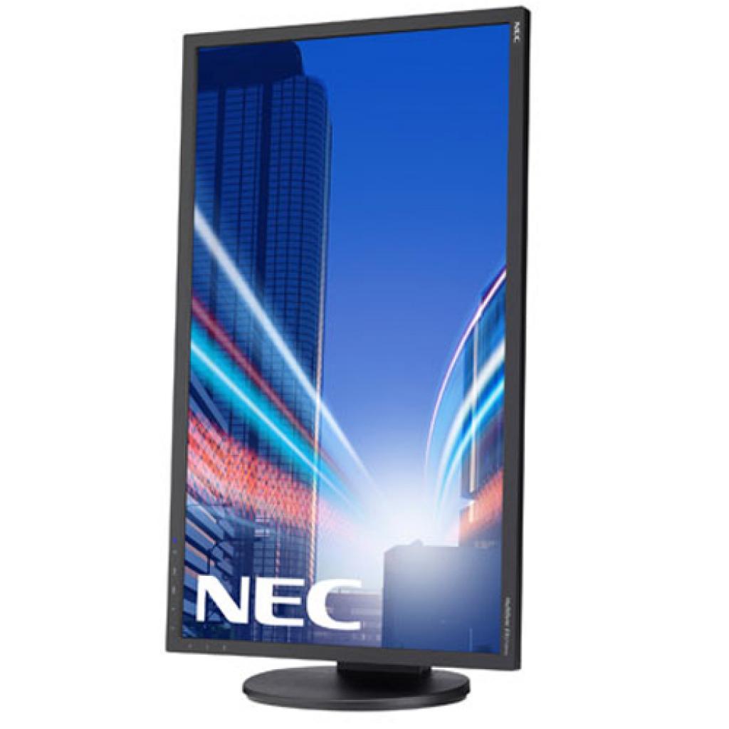 Монитор NEC EA273WMi black изображение 6