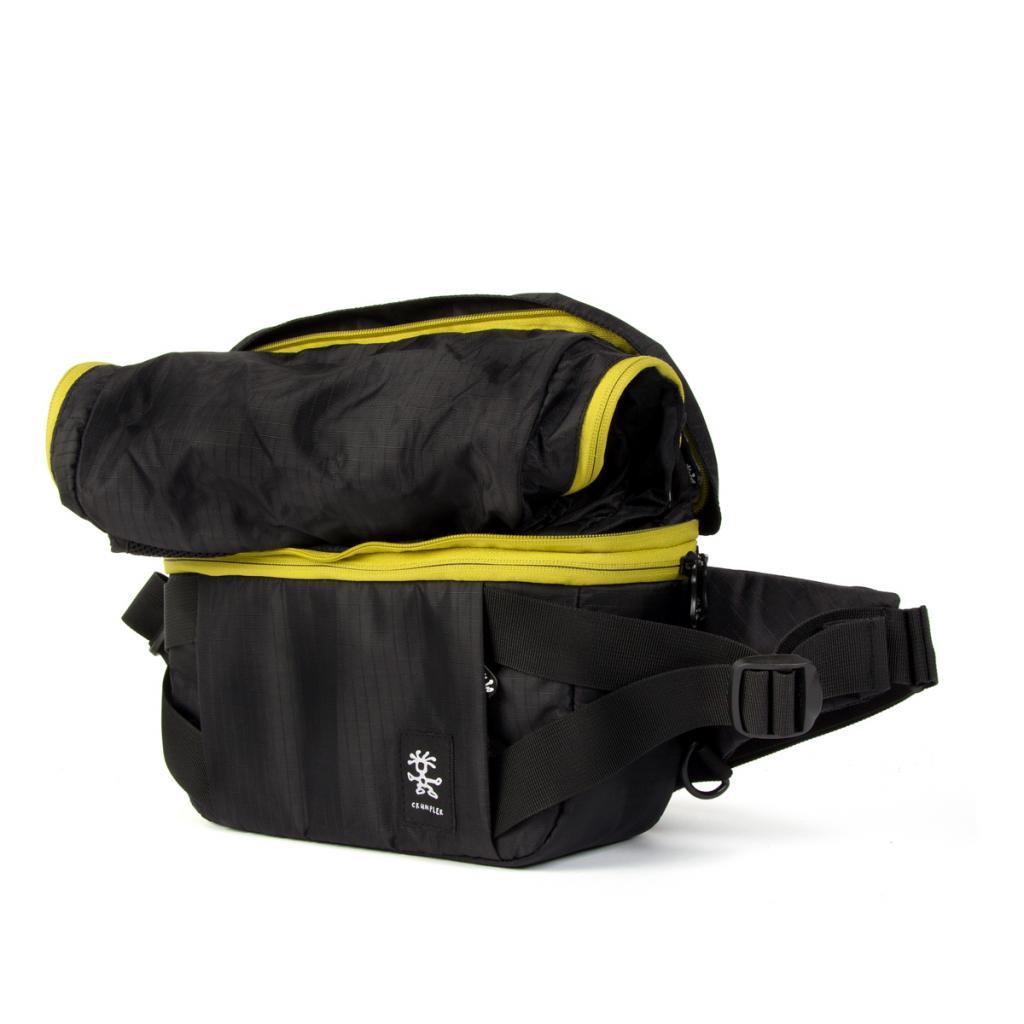 Рюкзак для фототехники Crumpler Light Delight Foldable Backpack (black) (LDFBP-001) изображение 10