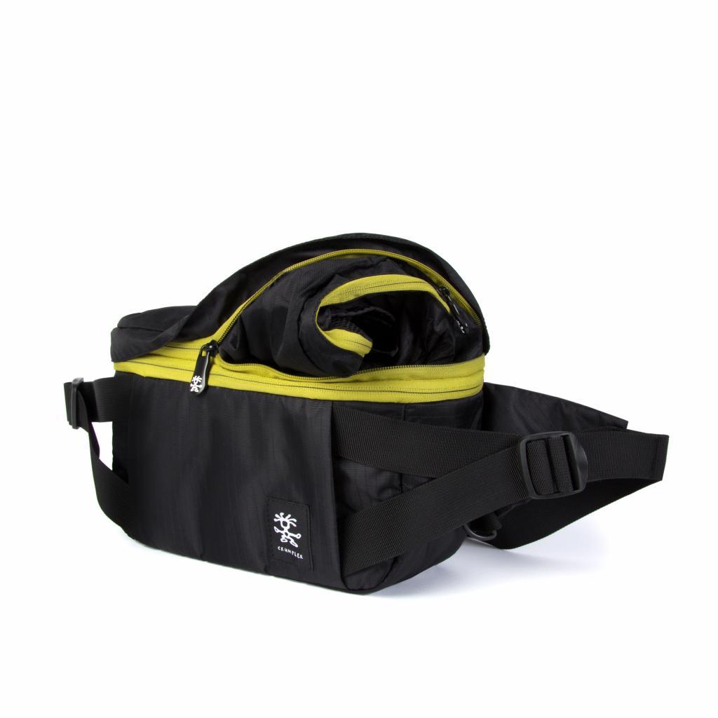 Рюкзак для фототехники Crumpler Light Delight Foldable Backpack (black) (LDFBP-001) изображение 11