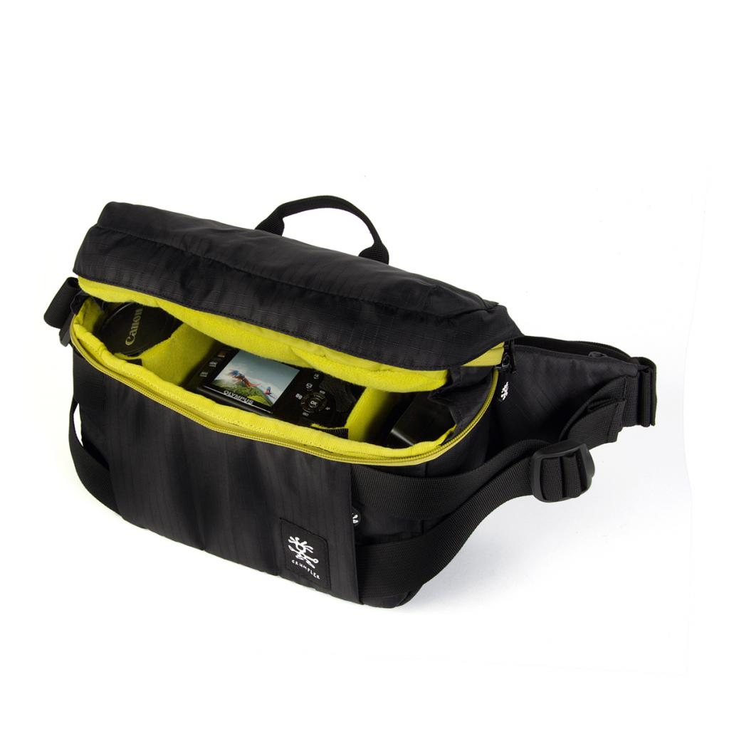 Рюкзак для фототехники Crumpler Light Delight Foldable Backpack (black) (LDFBP-001) изображение 2