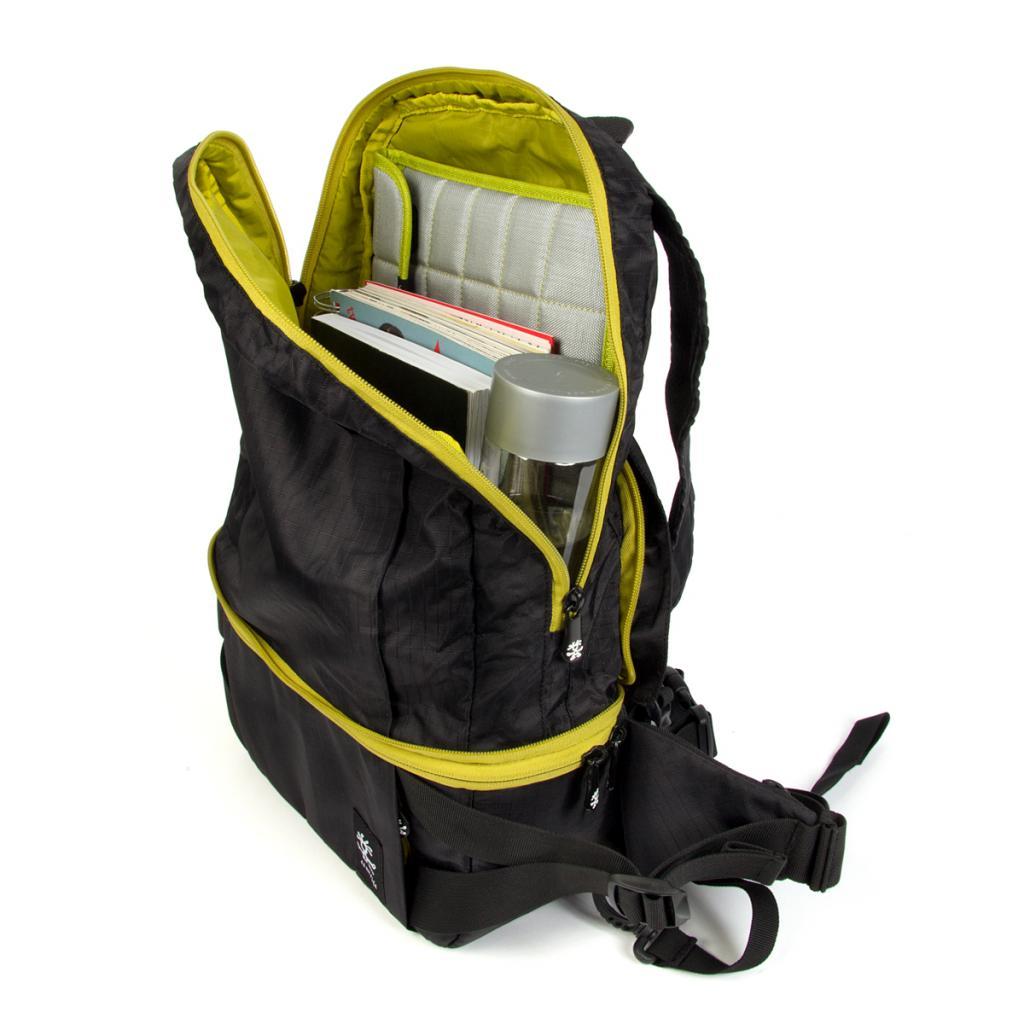 Рюкзак для фототехники Crumpler Light Delight Foldable Backpack (black) (LDFBP-001) изображение 3