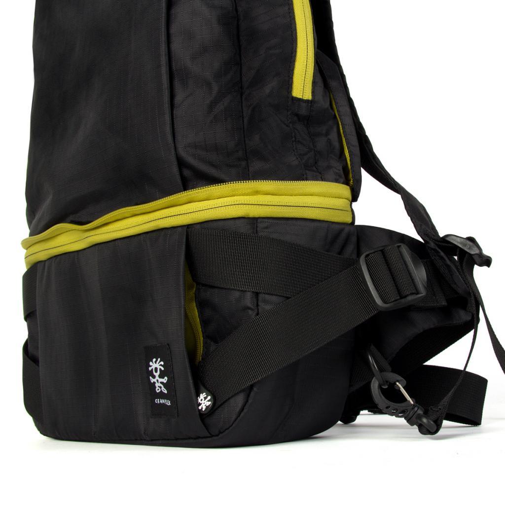 Рюкзак для фототехники Crumpler Light Delight Foldable Backpack (black) (LDFBP-001) изображение 4