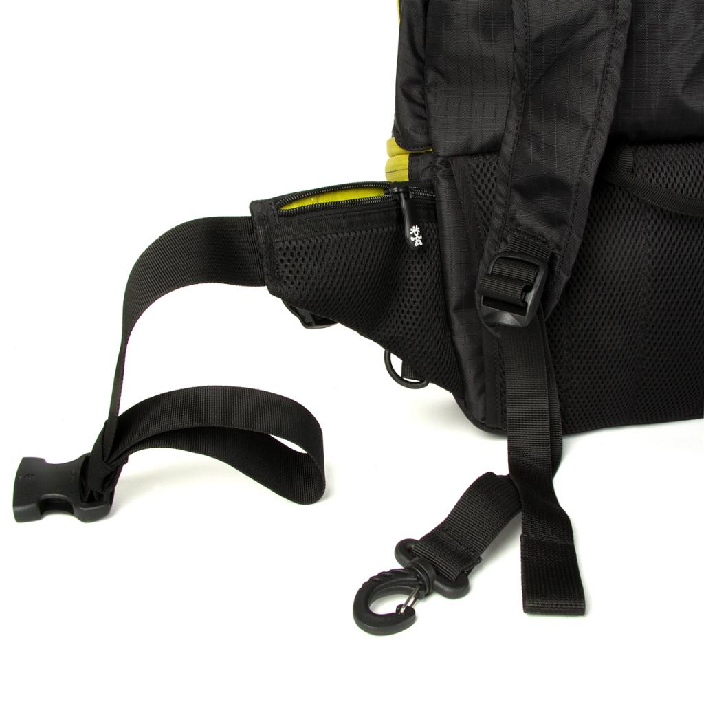 Рюкзак для фототехники Crumpler Light Delight Foldable Backpack (black) (LDFBP-001) изображение 5