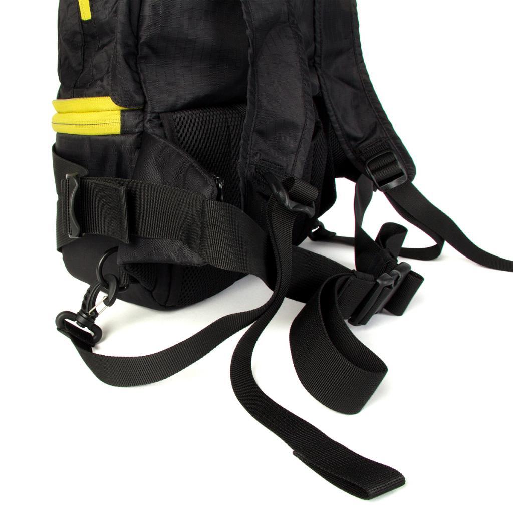 Рюкзак для фототехники Crumpler Light Delight Foldable Backpack (black) (LDFBP-001) изображение 6