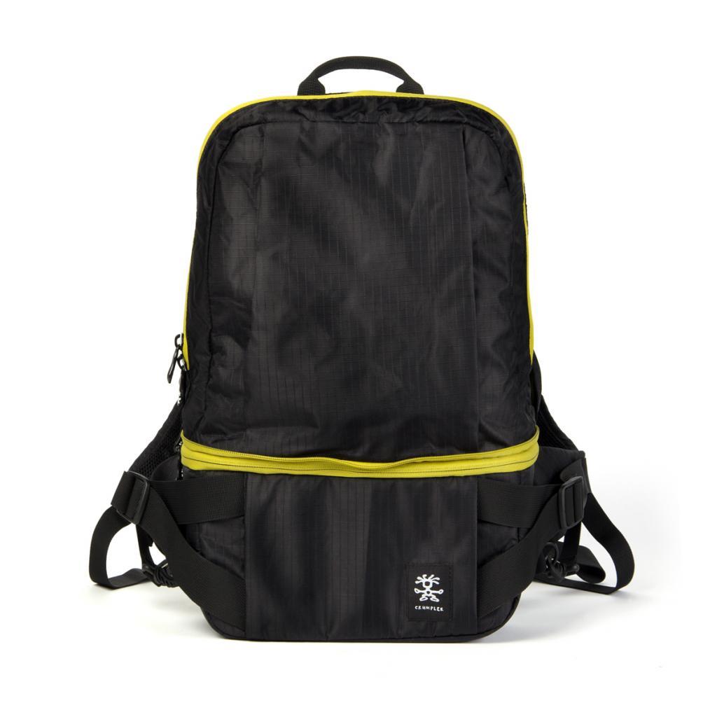 Рюкзак для фототехники Crumpler Light Delight Foldable Backpack (black) (LDFBP-001) изображение 8
