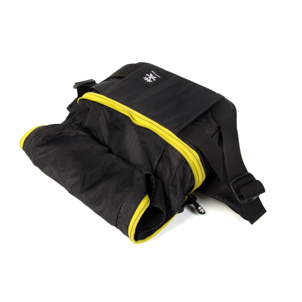 Рюкзак для фототехники Crumpler Light Delight Foldable Backpack (black) (LDFBP-001) изображение 9