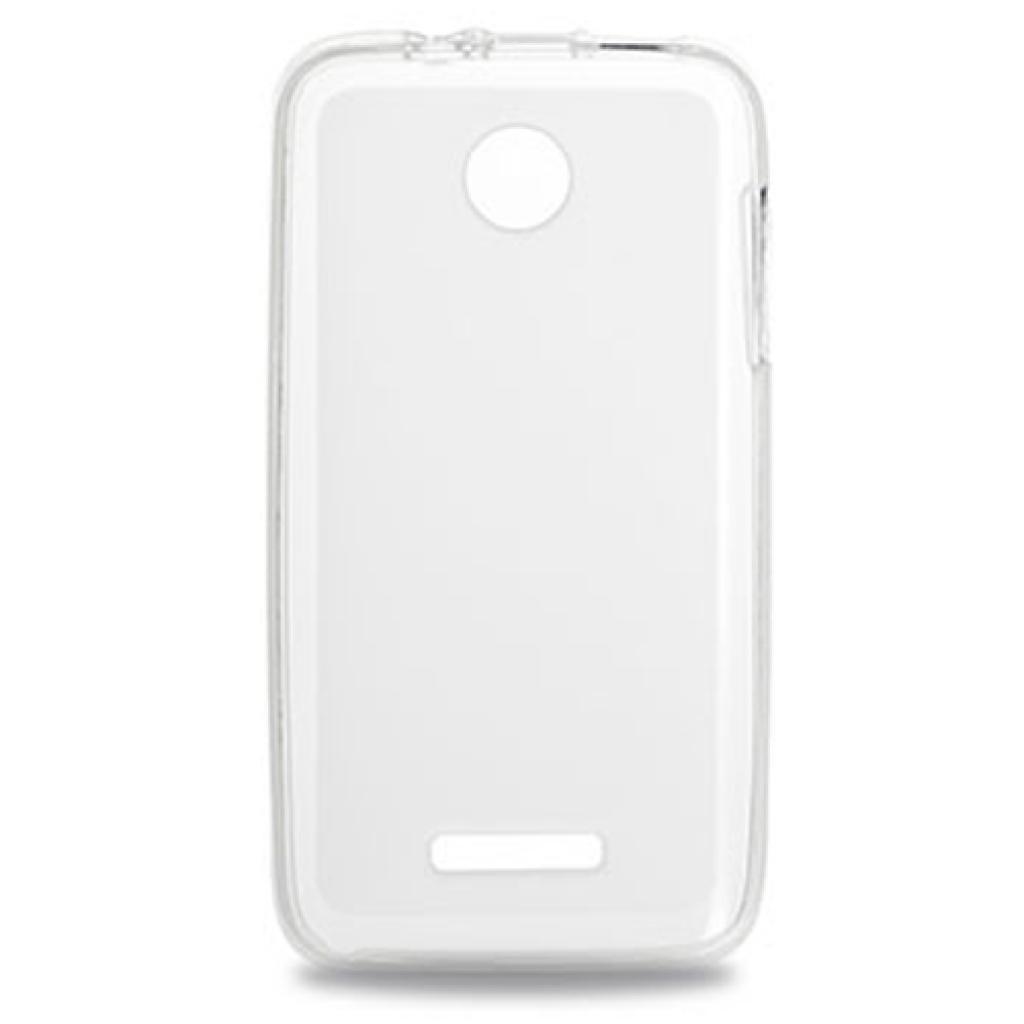 Чехол для моб. телефона Drobak для Lenovo A390 (White Clear)Elastic PU (211447) изображение 2