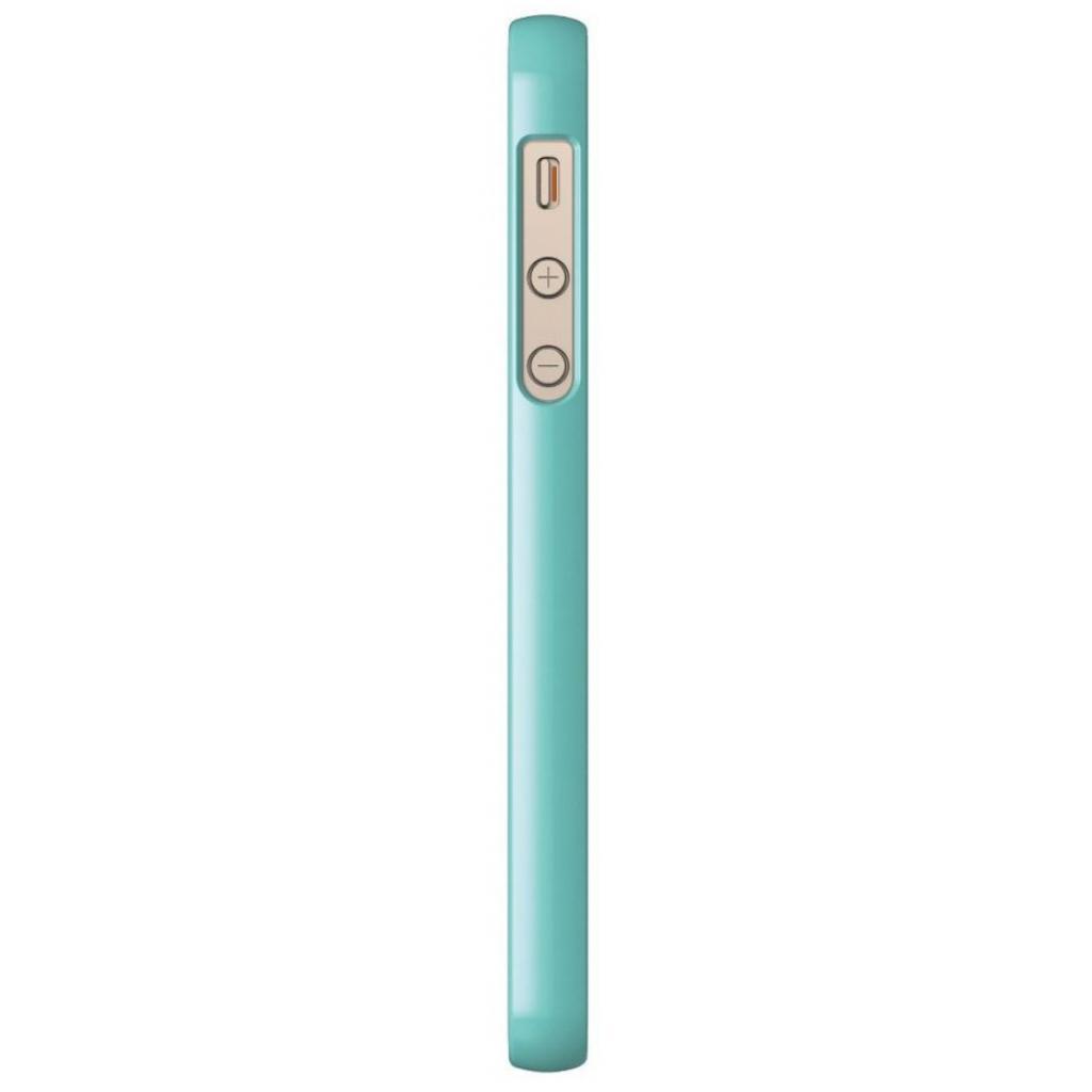 Чехол для моб. телефона ELAGO для iPhone 5/5S /Slim Fit Glossy/Coral Blue (ELS5SM-SFGD-RT) изображение 4