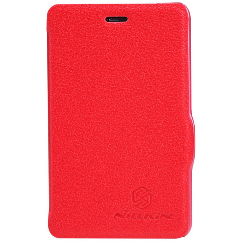 Чехол для моб. телефона NILLKIN для Nokia 501 /Fresh/ Leather/Red (6076876)