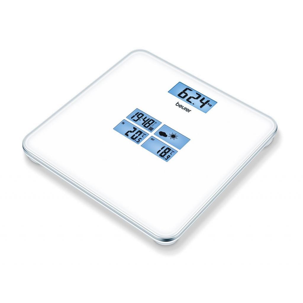 Весы напольные BEURER GS 80 (4211125/766.15/3) изображение 2