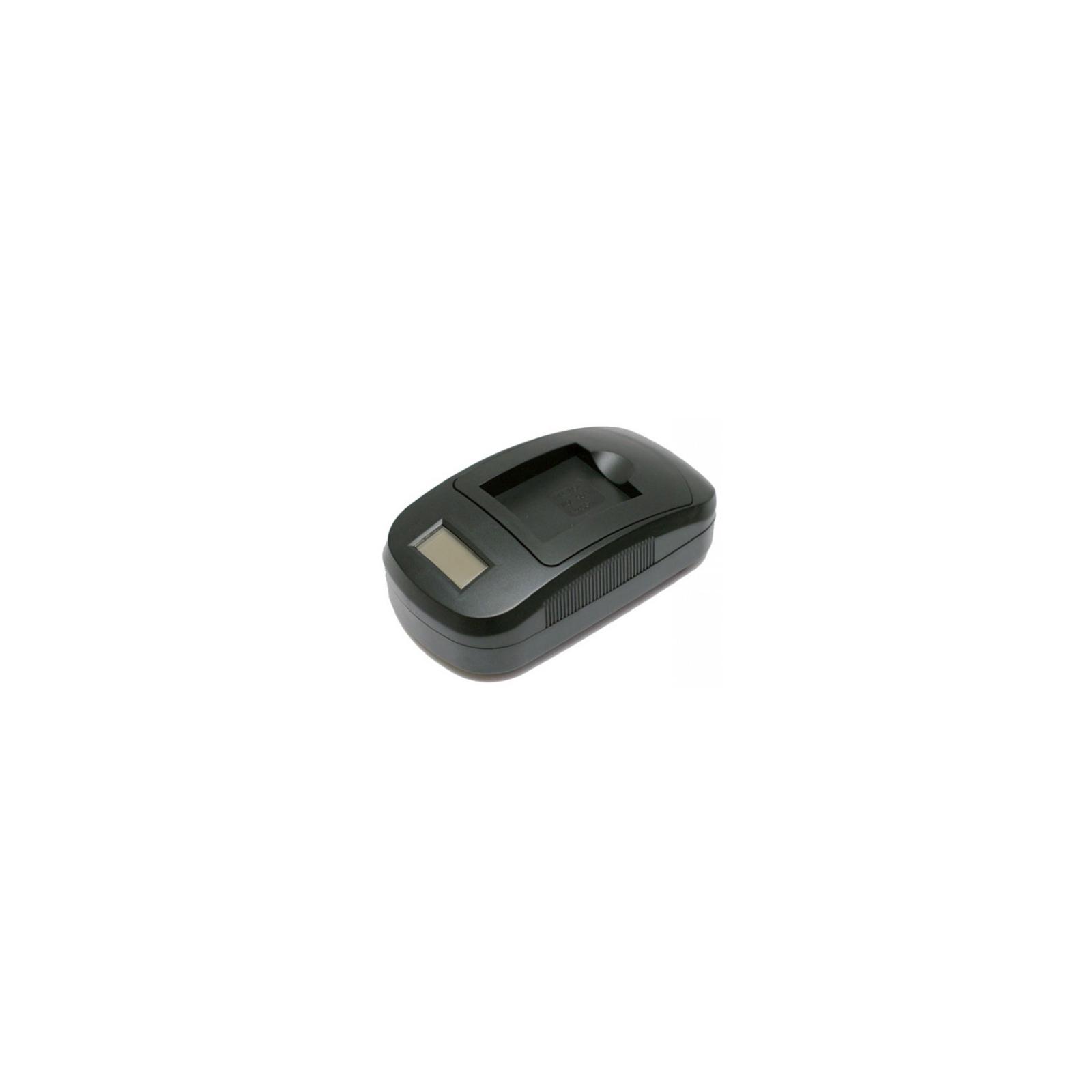 Зарядное устройство для фото EXTRADIGITAL Canon NB-4L, NB-8L, Samsung BP125A (LCD) (DV0LCD2005) изображение 3