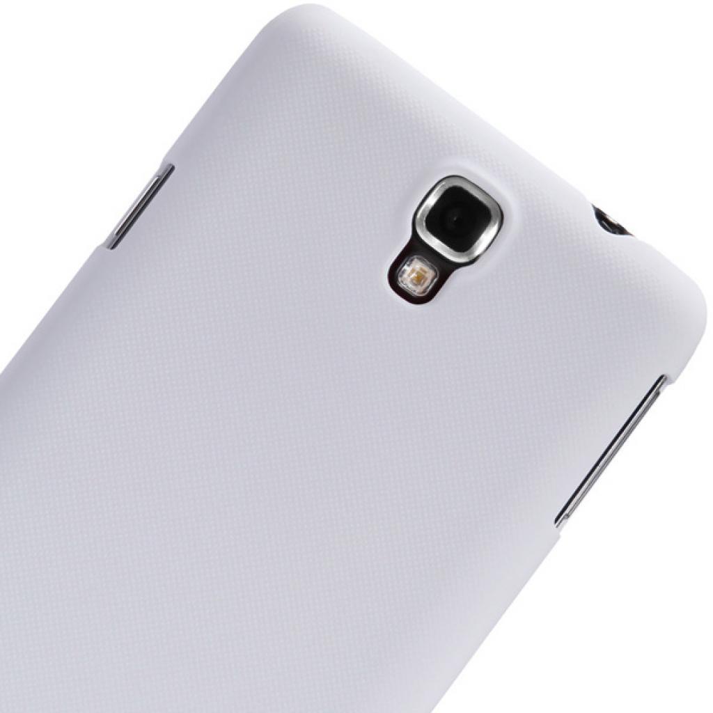 Чехол для моб. телефона NILLKIN для Samsung N7502/7505 /Super Frosted Shield/White (6147165) изображение 3