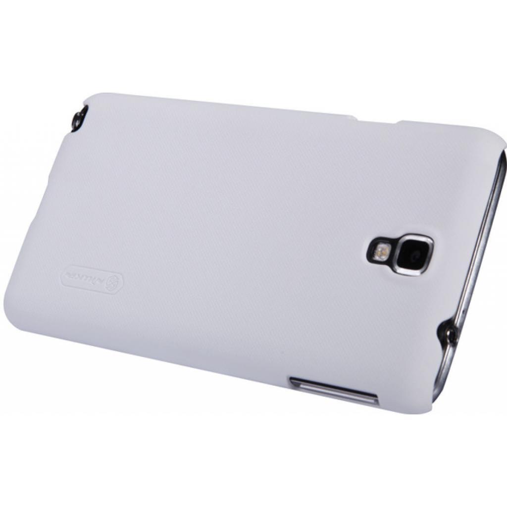 Чехол для моб. телефона NILLKIN для Samsung N7502/7505 /Super Frosted Shield/White (6147165) изображение 4