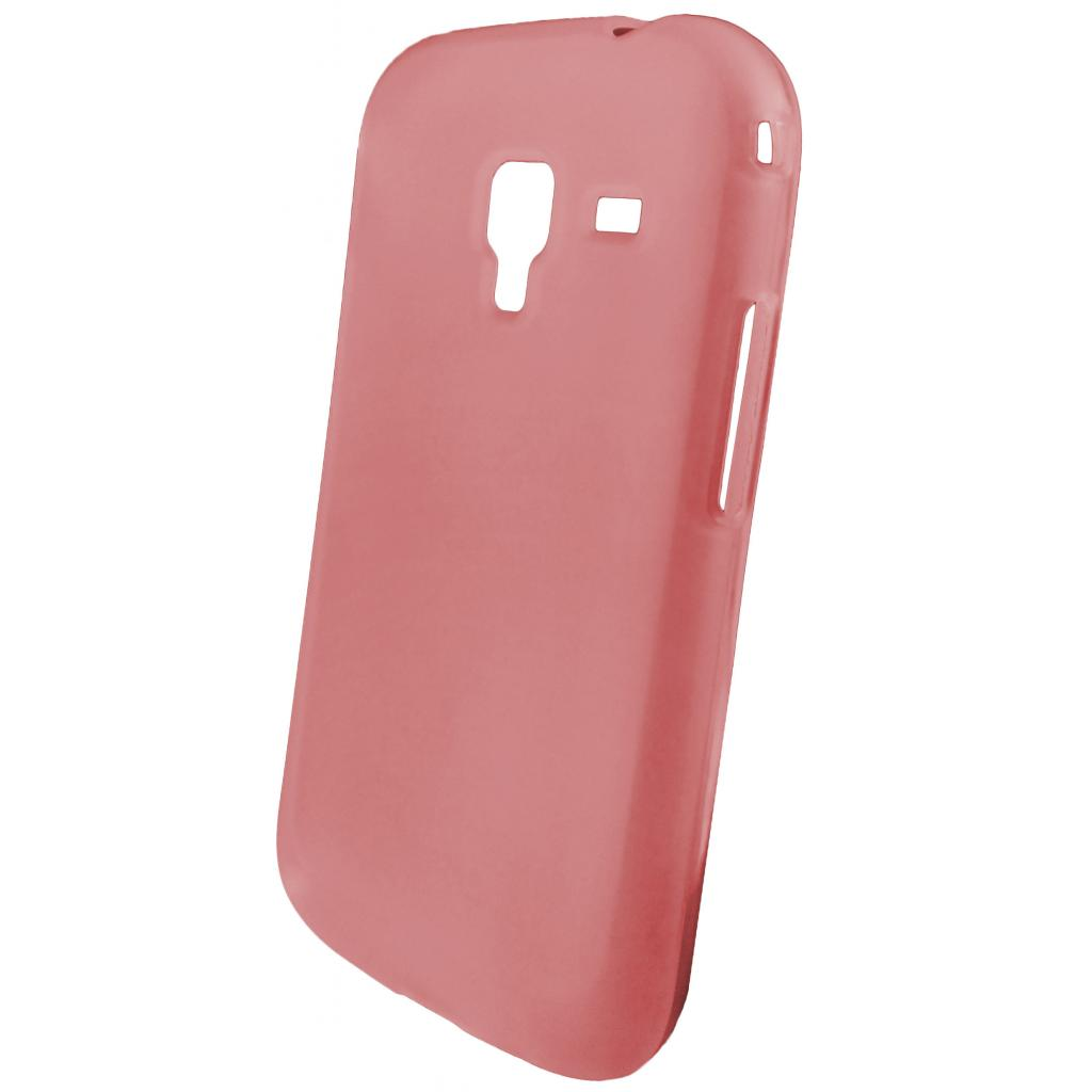 Чехол для моб. телефона GLOBAL для Samsung i8160 Galaxy Ace II (красный) (1283126458422)