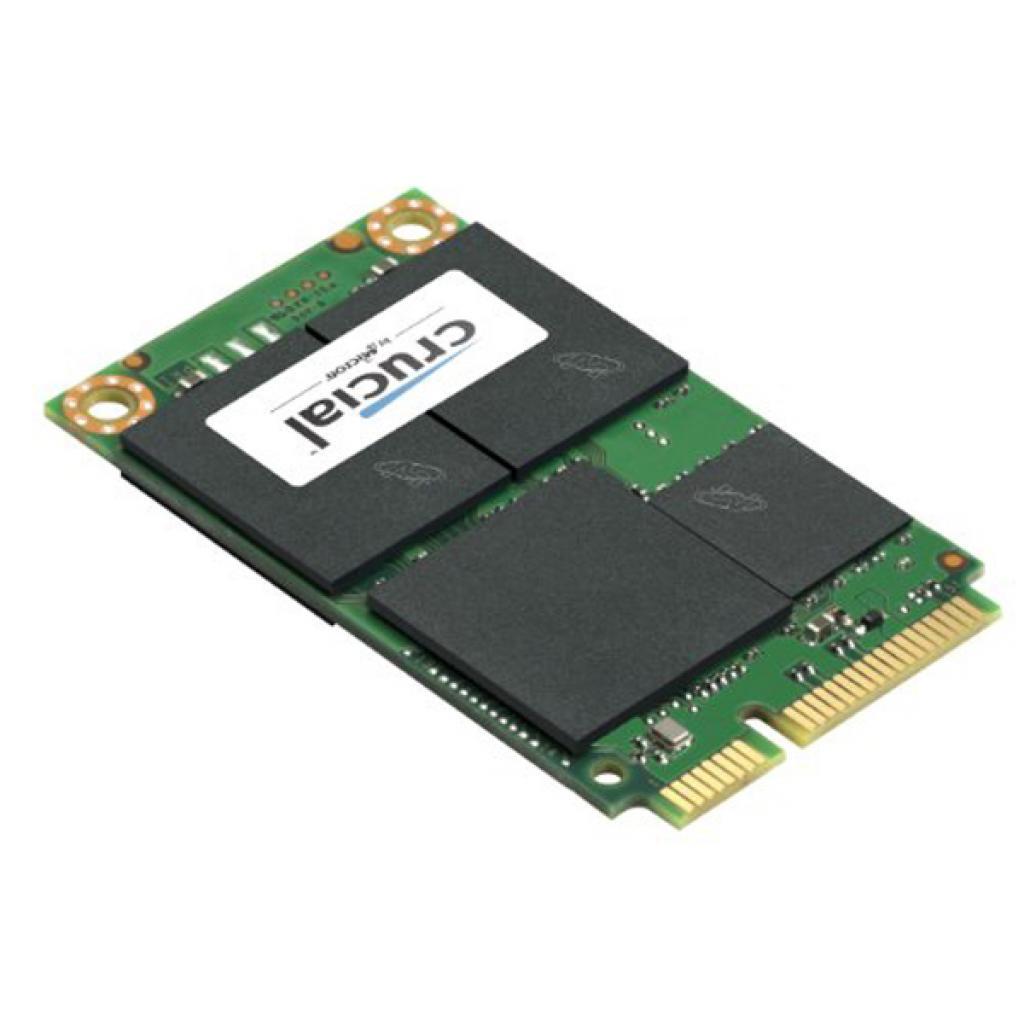 Накопитель SSD mSATA 512GB MICRON (CT512M550SSD3) изображение 2
