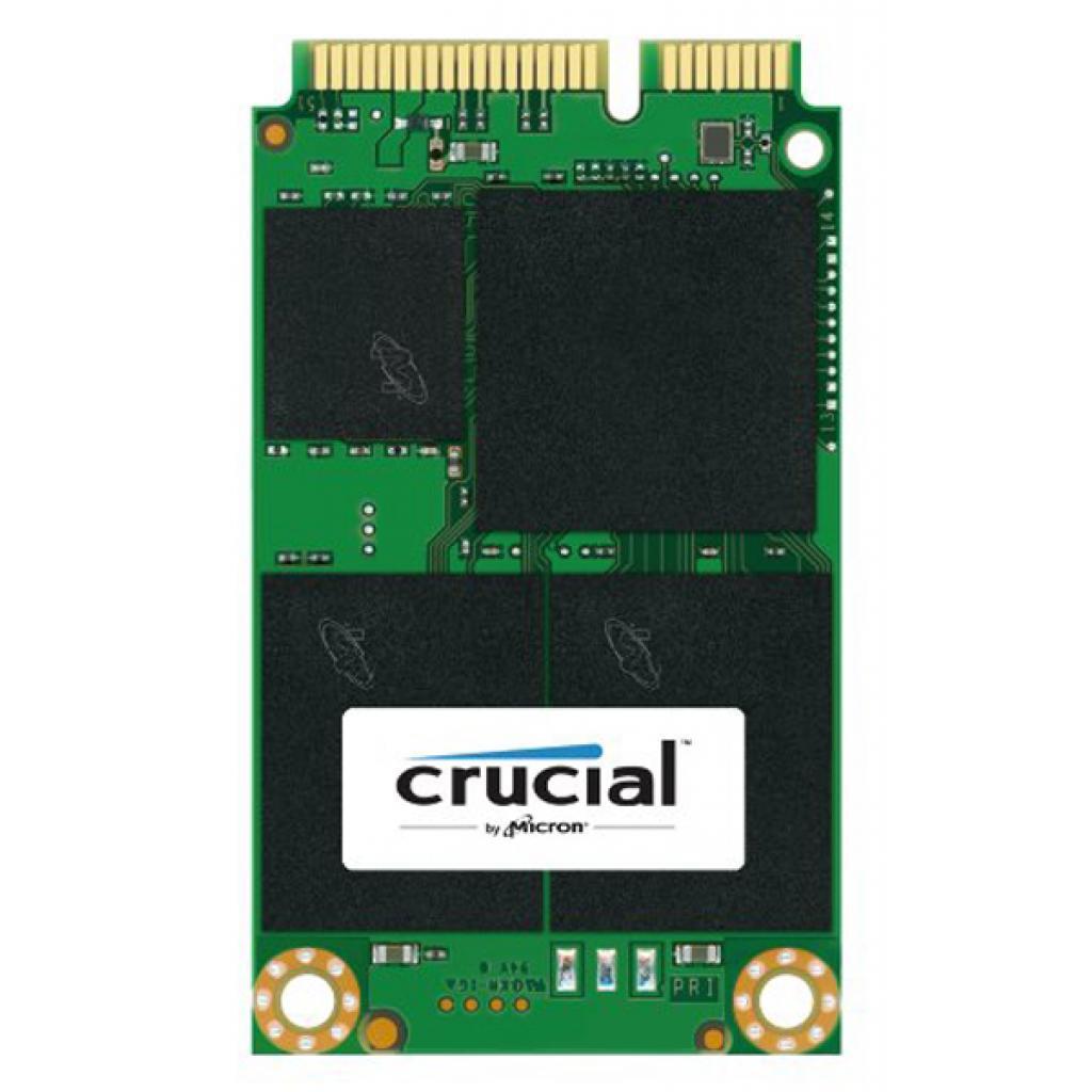 Накопитель SSD mSATA 512GB MICRON (CT512M550SSD3) изображение 3