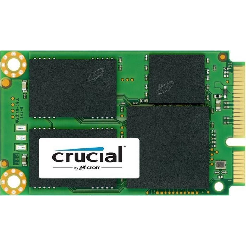 Накопитель SSD mSATA 512GB MICRON (CT512M550SSD3)