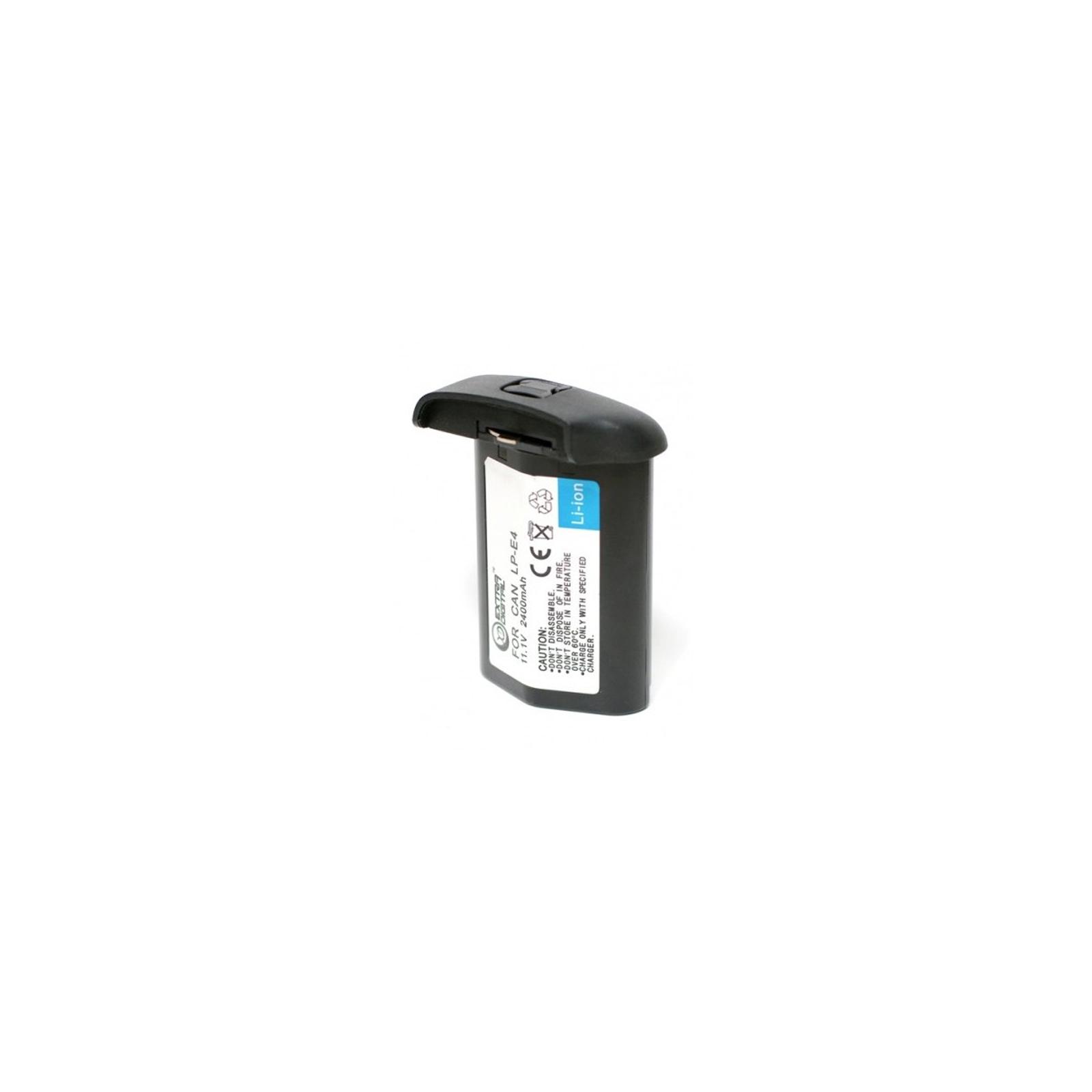 Аккумулятор к фото/видео EXTRADIGITAL Nikon EN-EL4 (DV00DV1039) изображение 2