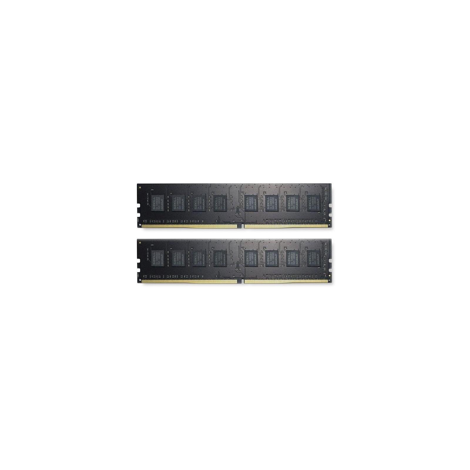 Модуль памяти для компьютера DDR4 8GB (2x4GB) 2400 MHz G.Skill (F4-2400C15D-8GNT)
