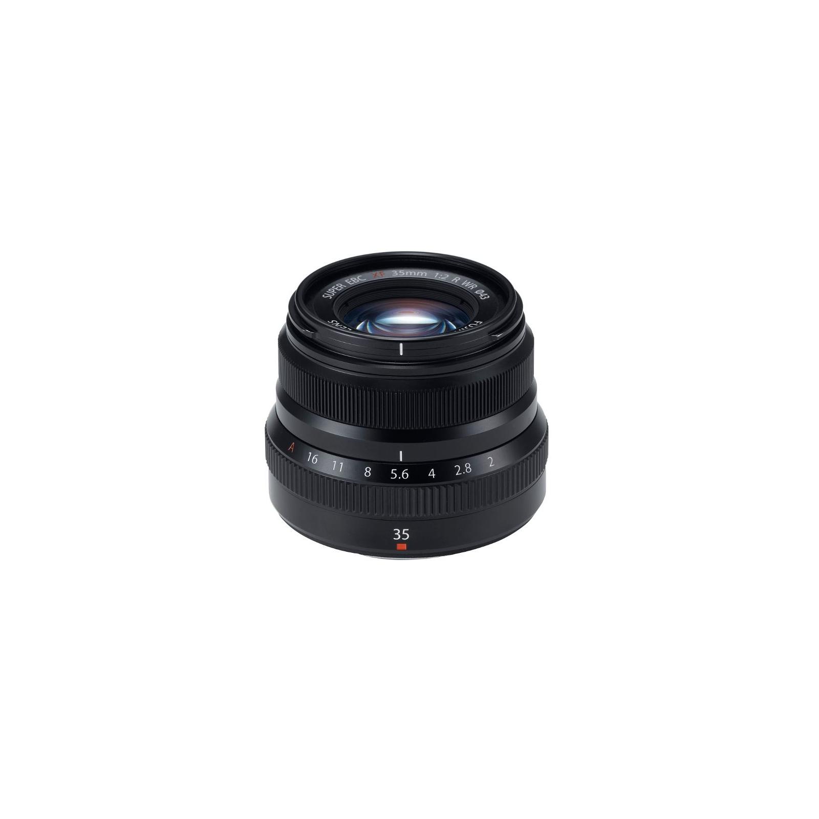 Объектив Fujifilm XF 35mm F2.0 Black (16481878)