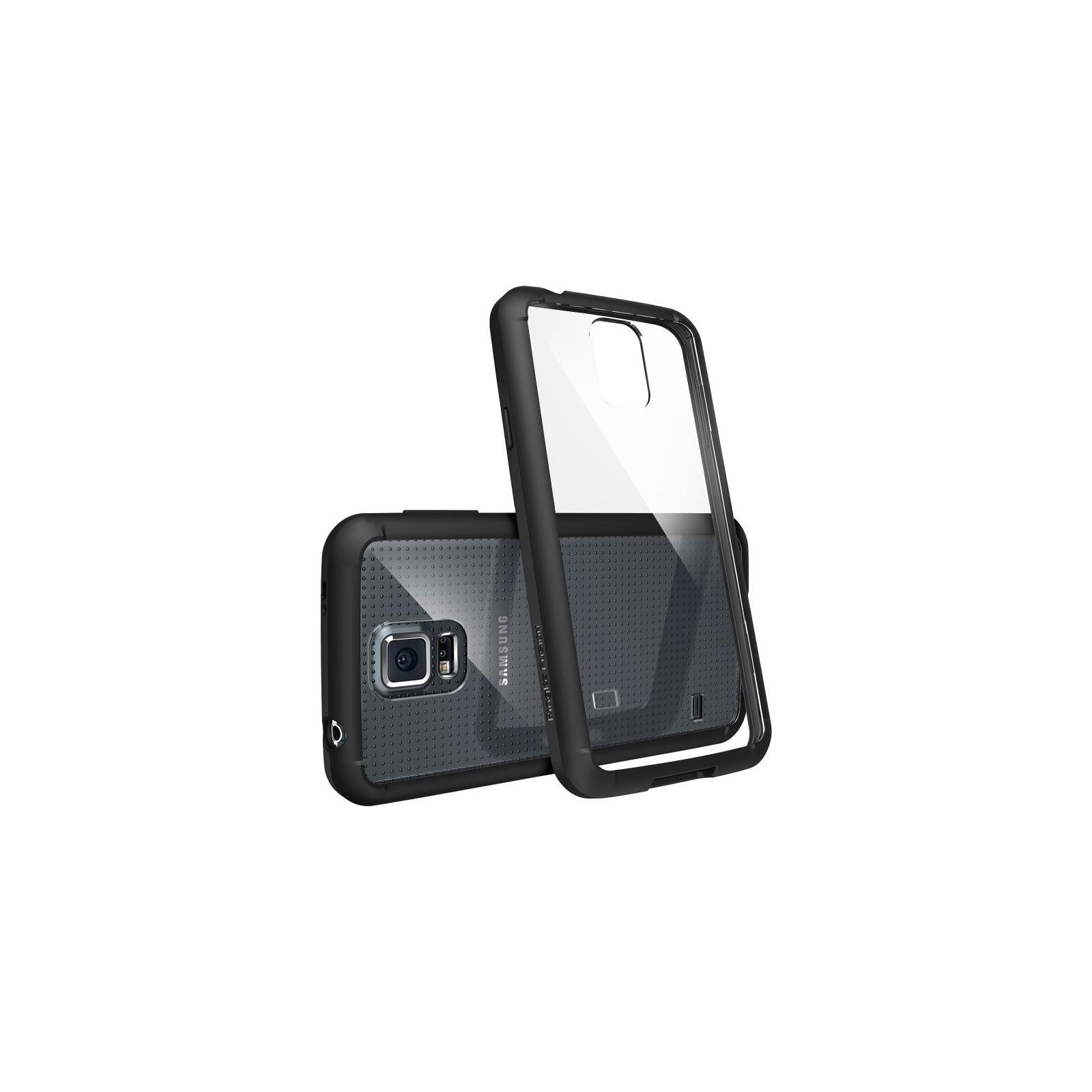 Чехол для моб. телефона Ringke Fusion для Samsung Galaxy S5 (Black) (156919)