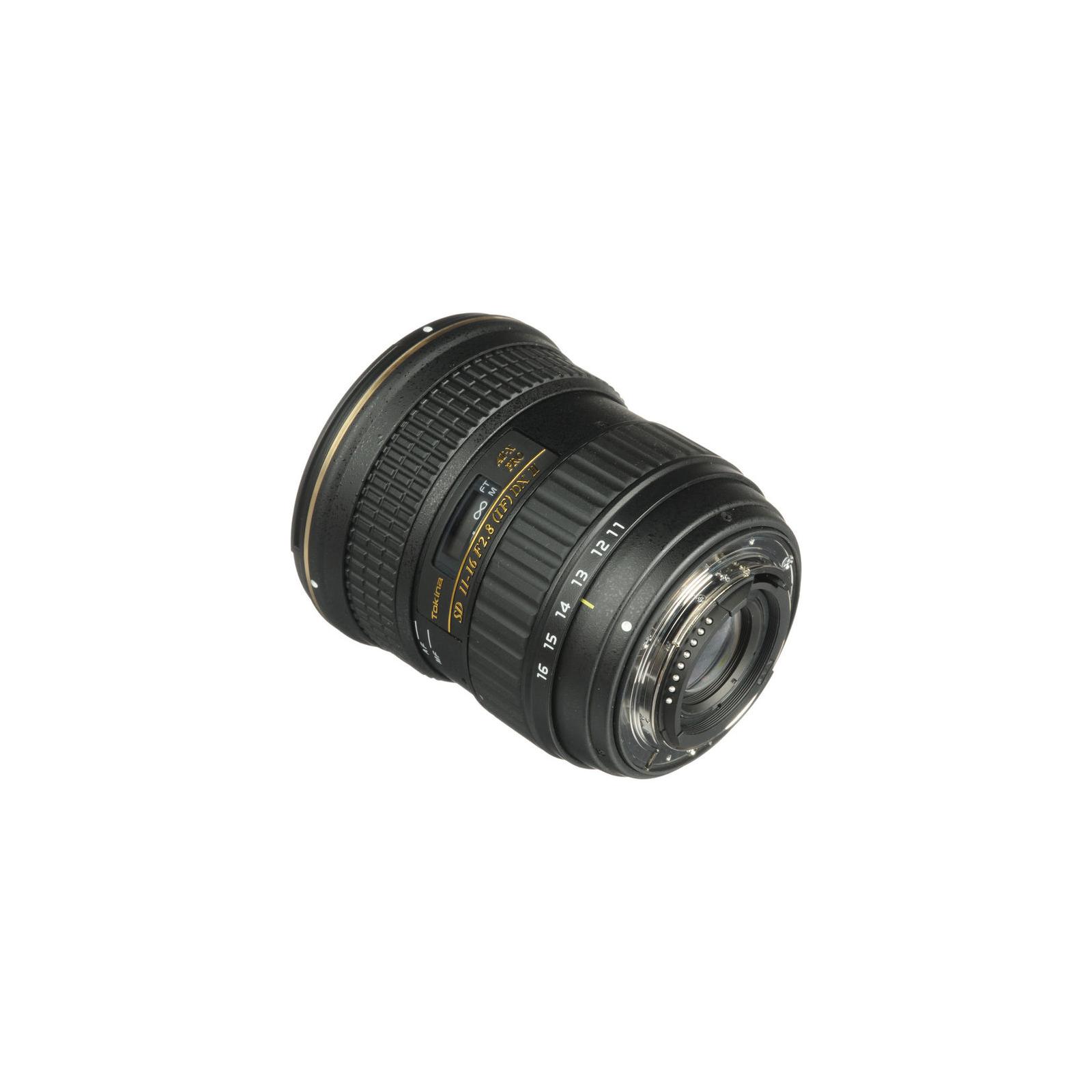 Объектив Tokina AT-X PRO DXII 11-16mm f/2.8 (Nikon) (ATXAF116DXIIN) изображение 3