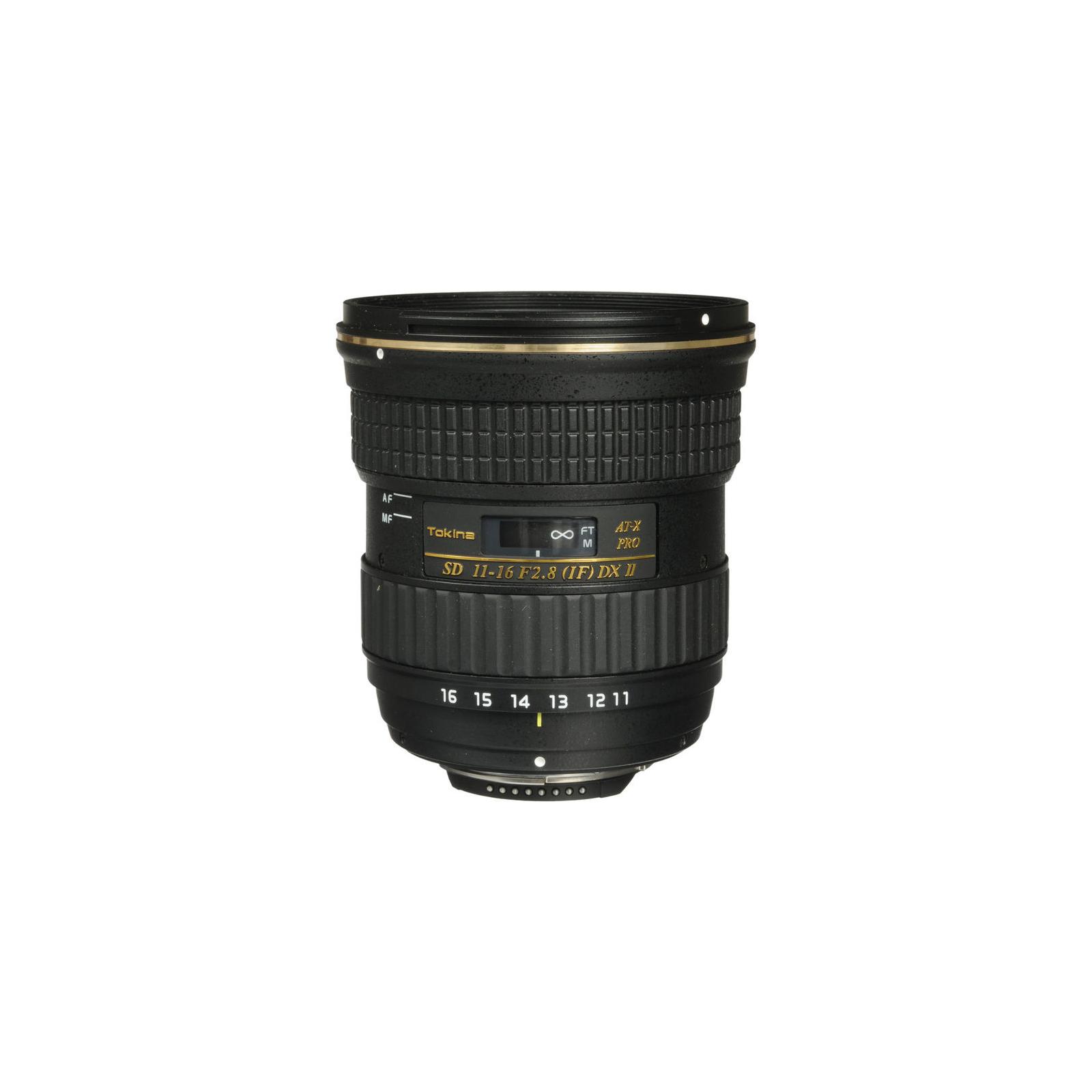 Объектив Tokina AT-X PRO DXII 11-16mm f/2.8 (Nikon) (ATXAF116DXIIN)