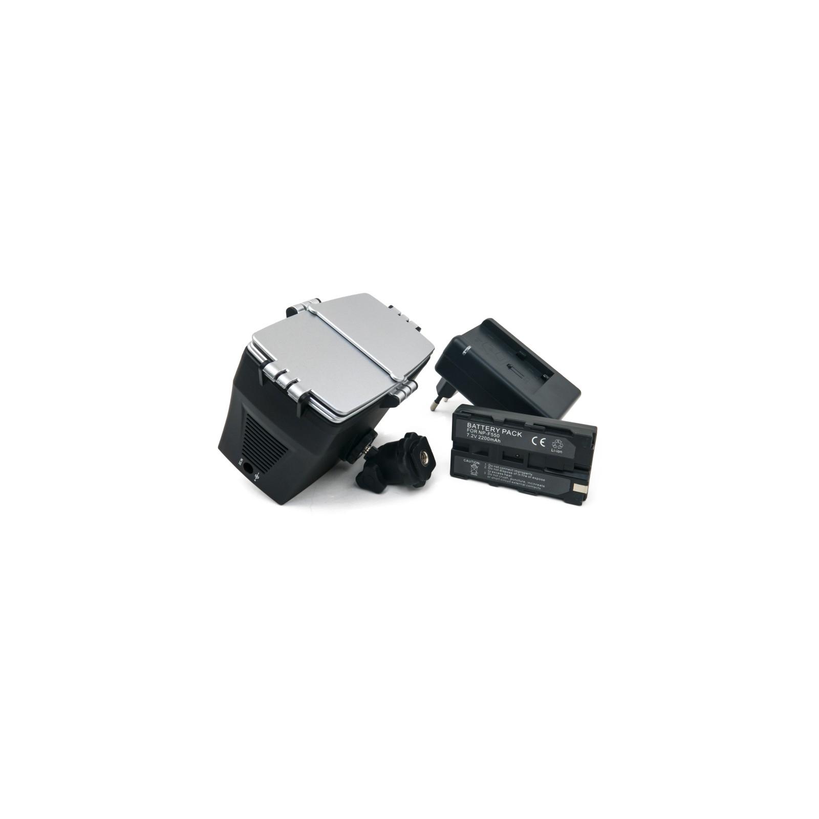Вспышка EXTRADIGITAL Накамерный свет LED-5028 (LED3207) изображение 11