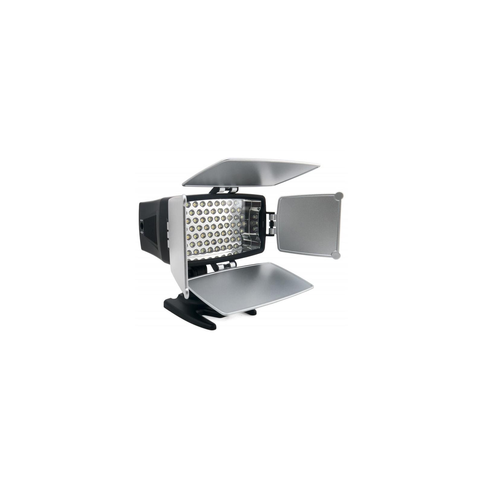 Вспышка EXTRADIGITAL Накамерный свет LED-5028 (LED3207) изображение 2